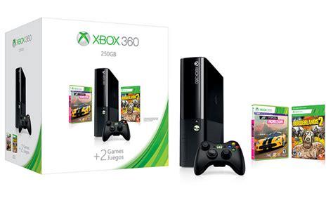 new xbox 360 console 2014 xbox 360 value bundle includes forza horizon