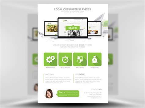 Service Brochure Template by Service Brochure Template Csoforum Info