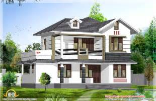 New Home Design Gallery by Stylish Kerala Home Design 1950 Sq Ft Kerala Home