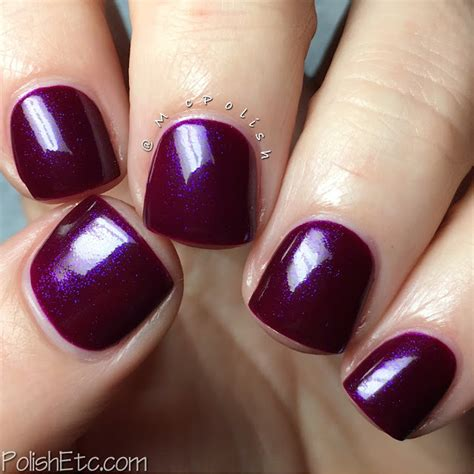 Squishy Gelas Medium great lakes lacquer sunset dissected collection