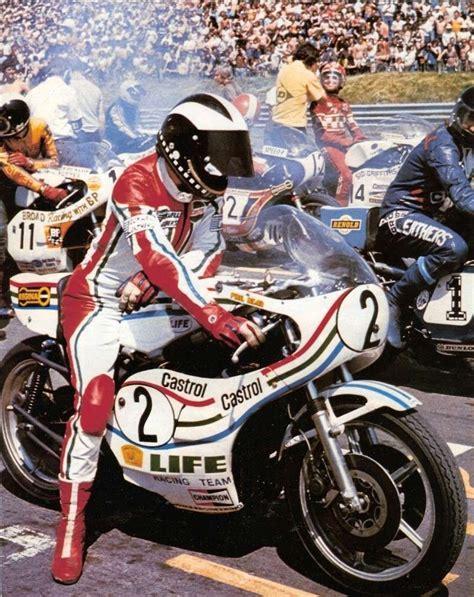 angel nieto negligencia phil read suzuki 1976 piston world motos motoracing