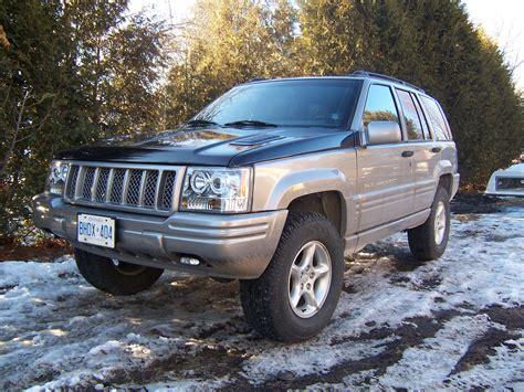 1998 Jeep Grand Specs Grumblin 1998 Jeep Grand Cherokee5 9 Limited Sport Utility