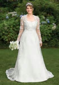 wedding dresses with sleeves plus size plus size wedding gowns with sleeves mayo style
