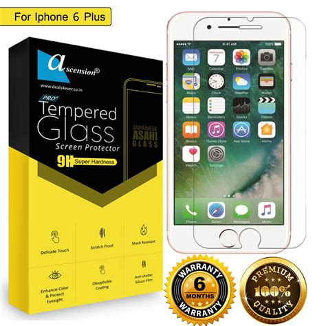 tempered  apple iphone   gorilla glass screen