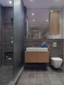 Design stunning modern bathroom with ceiling light eye catching design