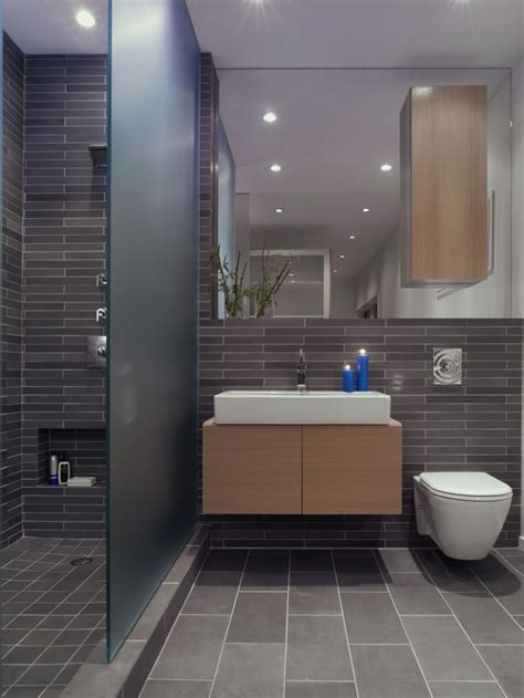 bathroom eye catching modern contemporary bathroom