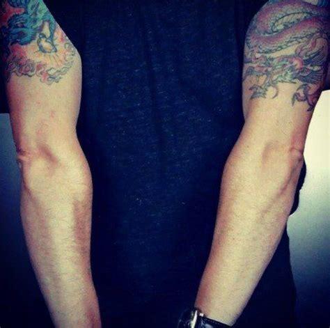 tattoo parlour winchester mark sheppard tattoos mark sheppard tattoo