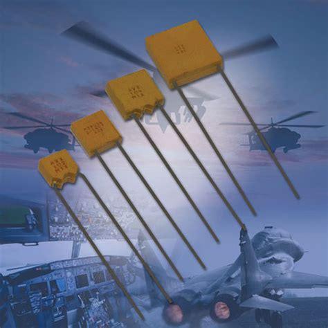 ceramic capacitor benefits radial ckr avx