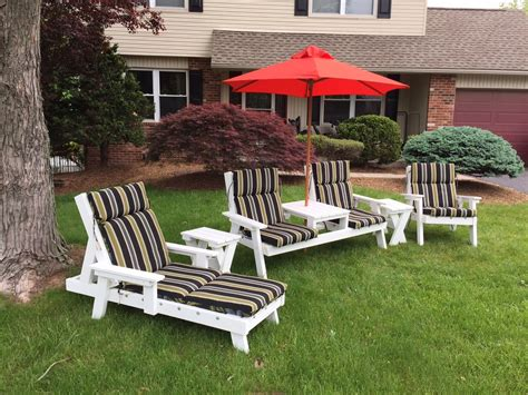 Vintage Redwood Patio Furniture by News Custom Furniture The Wooded Knoll
