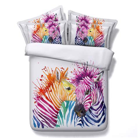 zebra size bedding set buy wholesale zebra bedding set from china zebra