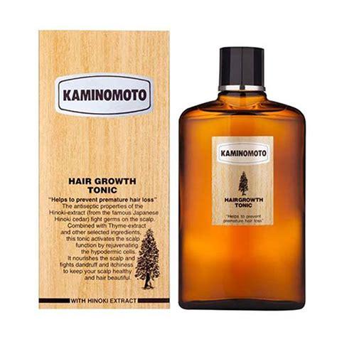 Kaminomoto Hair Growth Tonic kaminomoto kaminomoto hair growth tonic kaminomoto