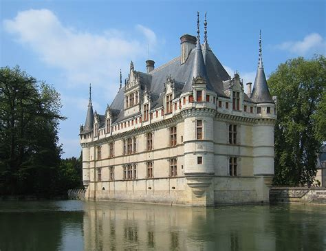 Azay Le Rideaux by Schloss Azay Le Rideau