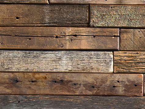 Wood Planks On Walls