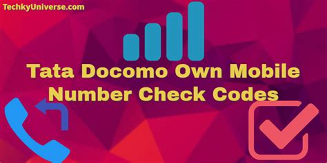 Tata Indicom Address Search Phone Number 2018 Tata Docomo My Number Check Ussd Codes How To