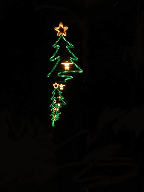 free christmas tree neon stock photo freeimages com