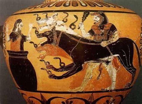 the capture of cerberus series 1 h 234 rakleion descending into hades to capture kerberos