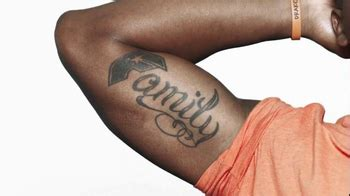 demaryius thomas tattoo nfl tv spot football is family featuring demaryius