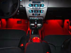 who needs ambient lighting for 400 diy ford focus