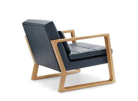 reception armchairs luigi breakout leather seating