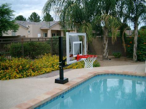 basketball hoop  pool deck stephanegallandcom