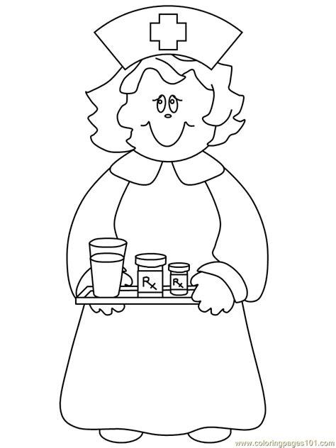 printable nursing images coloring pages nurse3 peoples gt nurses free printable