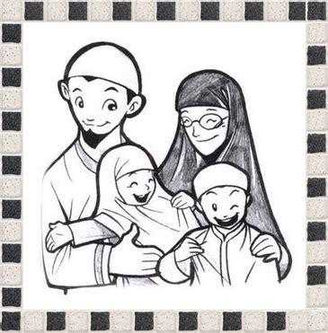 gambar keluarga bahagia sakinah