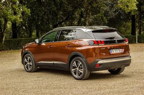 peugeot copper peugeot 3008 2016 first drive cars co za