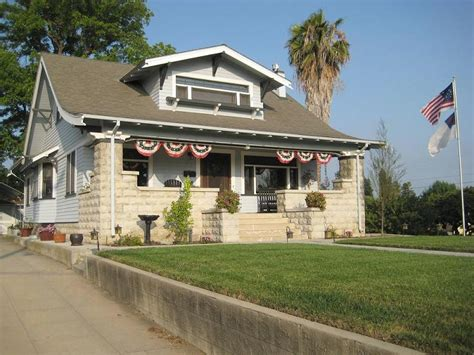 craftsman bungalow  whittier california