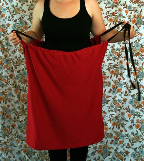 super simple sack dress     halter dress