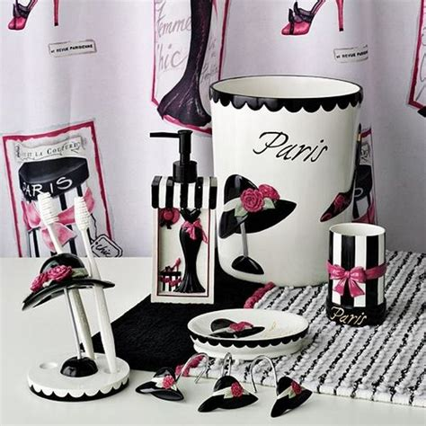 paris bathroom accessories sets 17 best ideas about paris bathroom decor on pinterest