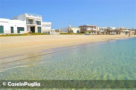 casa sulla spiaggia salento vacanze in puglia affitto appartamento con accesso
