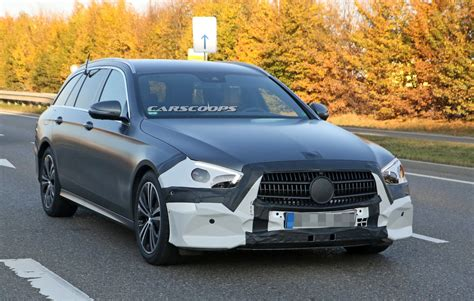 Mercedes E Klasse 2019 by Mercedes E Klasse Facelift 2019 Autoforum