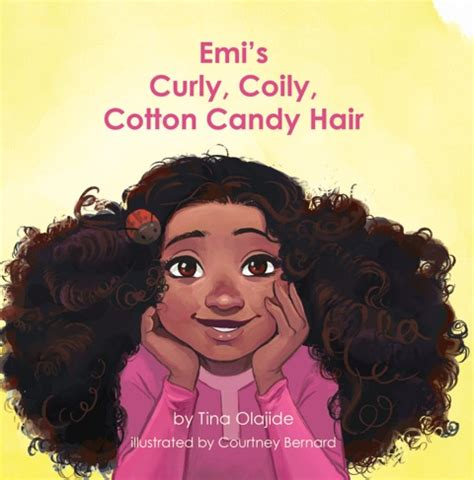 Black Hair Books by Book Review Emi S Curly Coily Cotton Hair