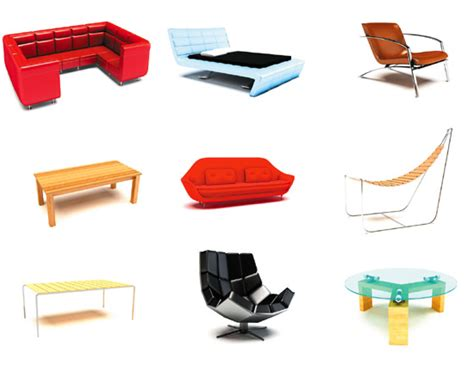 3d design furniture dosch design 3d models textures hdri audio and viz images