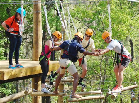 Uf Mba Ropes Course by Lake Wauburg High Ropes Course And Elements Challenge