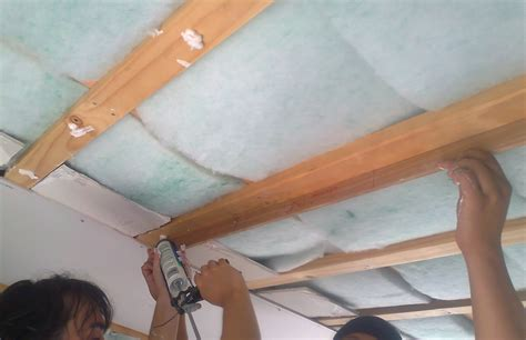 Ceiling Gib by Green Stuff And Gib Lining