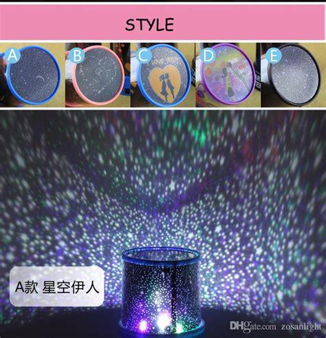 amazing laser projector l sky star cosmos night light 2017 new night sky projector nightlight colorful cosmos