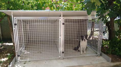 pedana per cani box per cani modulari e su misura