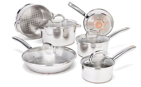 Restaurant Kitchen Pans restaurant cookware t fal set pots and pans kitchen