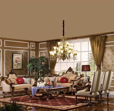 6 living room set augustine 6 pc living room set