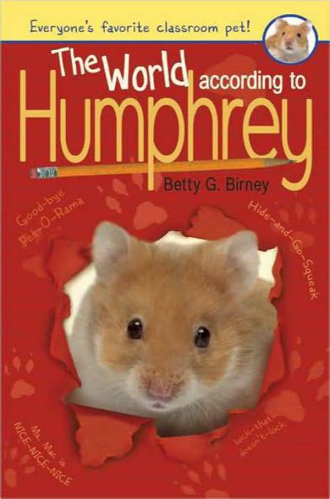 big cheeks at squirrely books the world according to humphrey