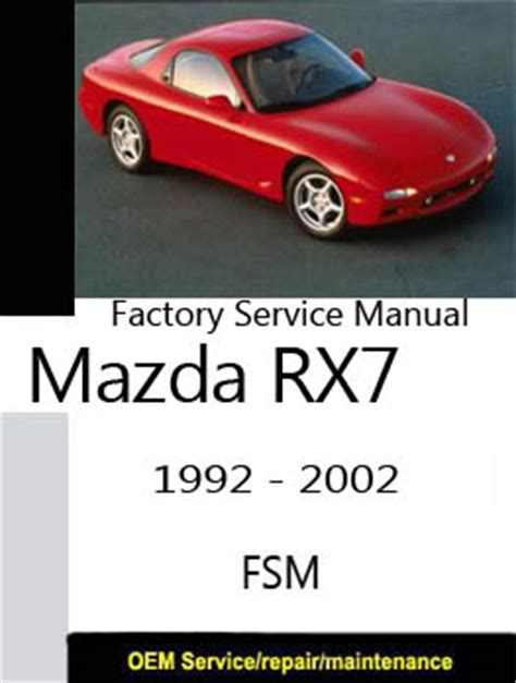 online service manuals 1988 mazda rx 7 user handbook mazda rx7 factory service manual gallery diagram writing sle ideas and guide