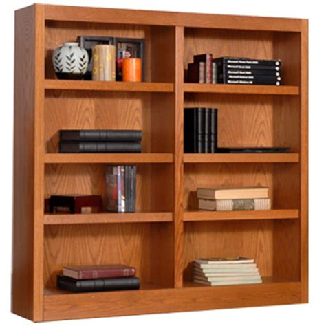 48 x 36 bookcase genuine oak 48 quot w bookcases