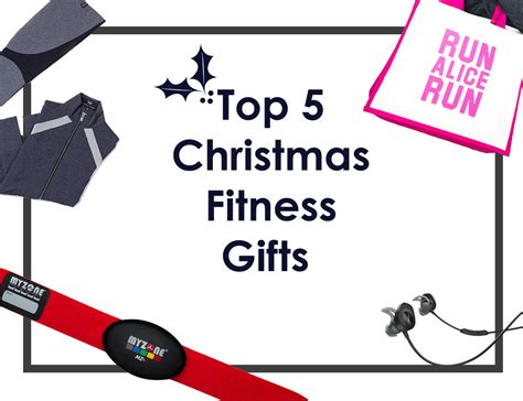 top 5 christmas fitness gifts sandwell leisure trust
