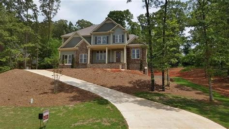 Bartow County Ga Court Records Cartersville Real Estate In The Waterford Subdivision
