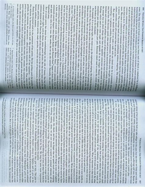 Robinson Crusoe Essay by Woolf S Quot Narrow Bridge Quot Robinson Crusoe Essay