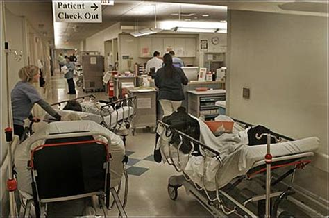 beth israel center emergency room at the er the stay can reach 8 hours the boston globe