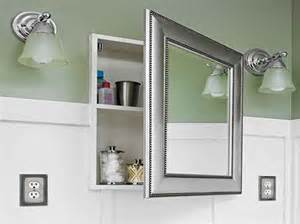 recessed bathroom mirror cabinets recessed bathroom medicine cabinets home design