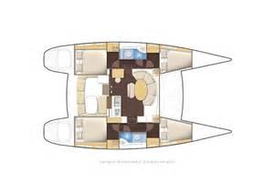 Catamaran Floor Plan Katamaran Lagoon 380 In Palma De Mallorca