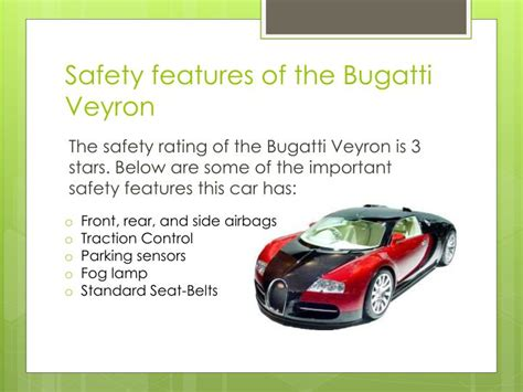 Lamborghini Safety Features Ppt A Comparison Of Two Cars I Would Like To Own A